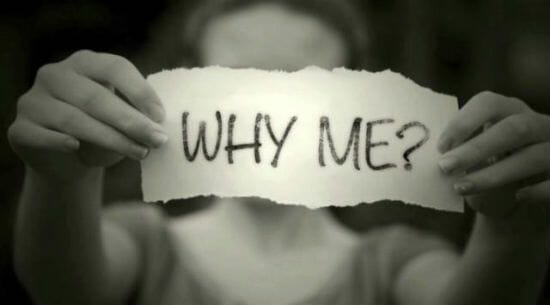 why me - Why Me?