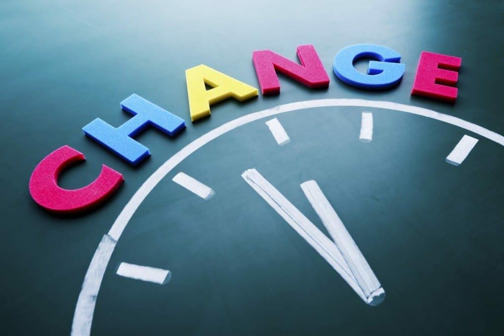change - Change
