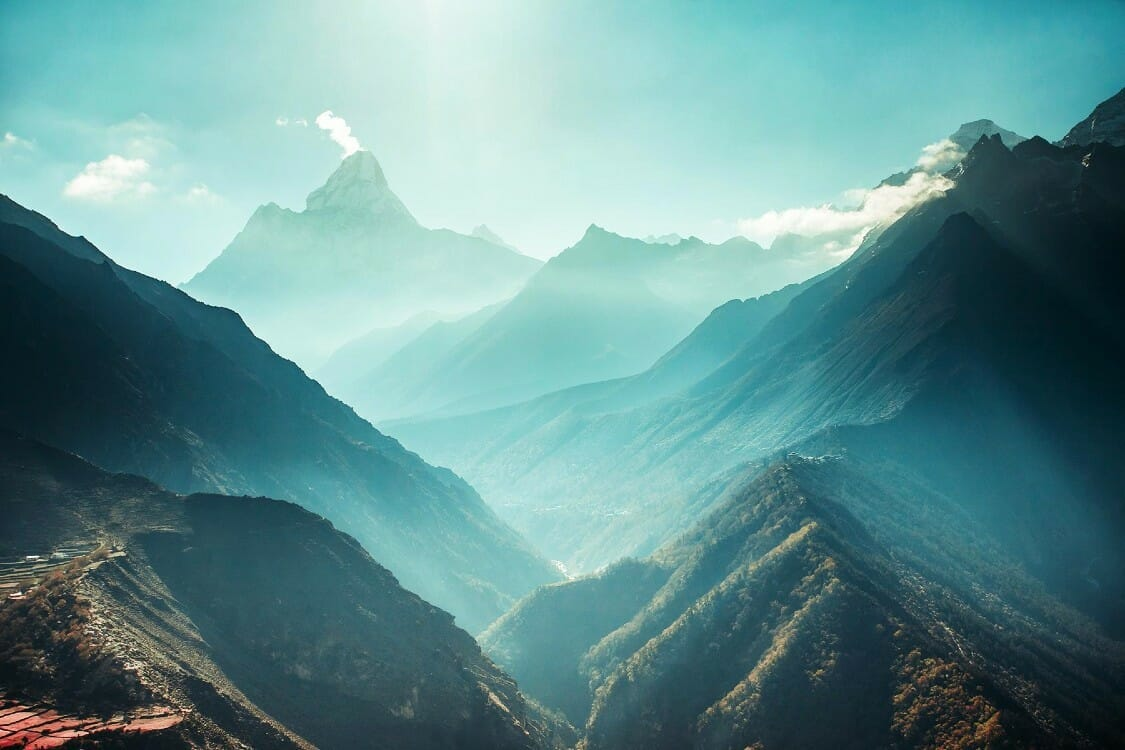 himalayas - Scaling the Mountain of Life